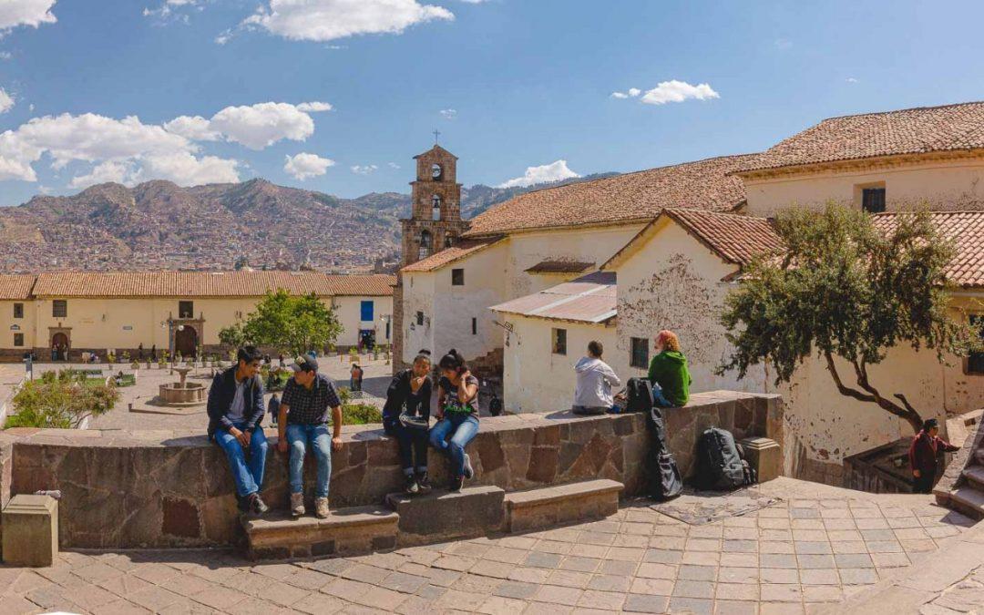 Peru: Cusco Panoramic