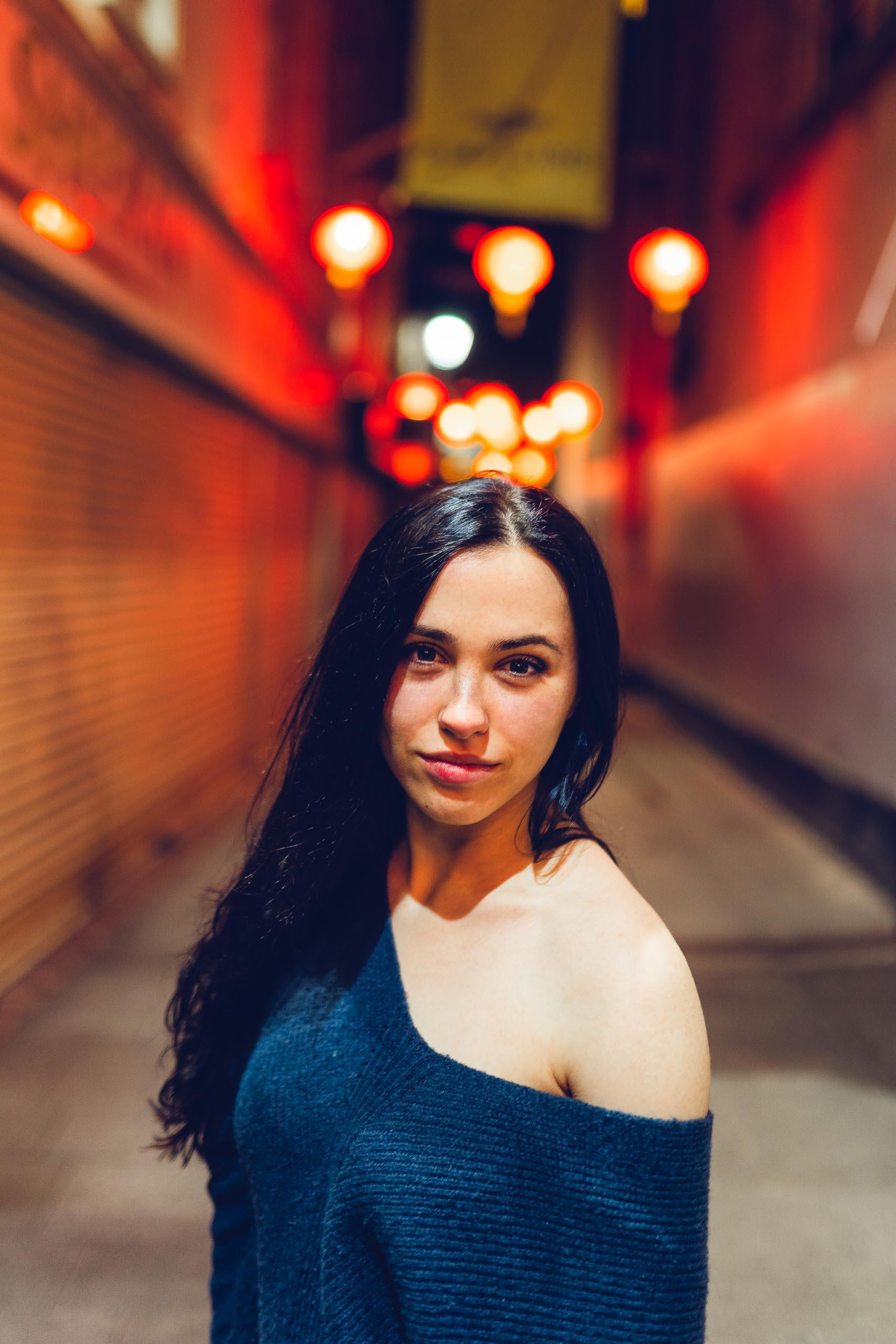 Samantha in Dublin